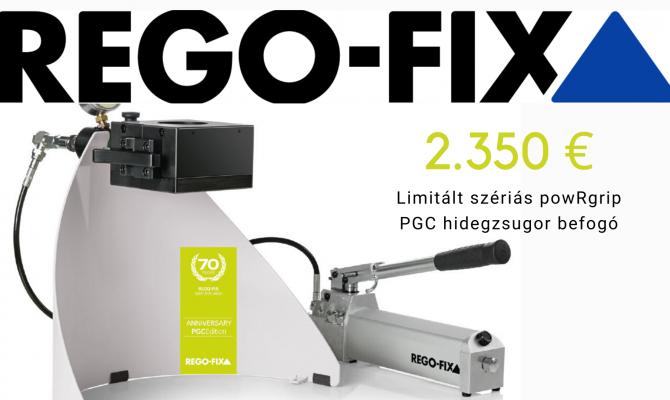 PGC Limitált szériás <br> powRgrip 2.350 EUR
